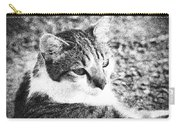Feline Pose Carry-all Pouch