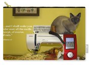 Felines Rule Carry-all Pouch