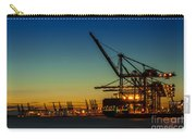 Felixstowe Docks Carry-all Pouch by Svetlana Sewell