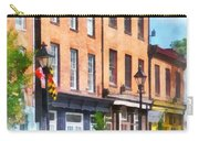 Fells Point Street Carry-all Pouch