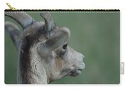 Female Bighorn Carry-all Pouch