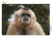 Female Buff-cheeked Gibbon Carry-all Pouch