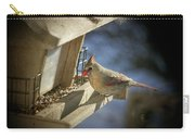 Female Cardinal 2  Carry-all Pouch