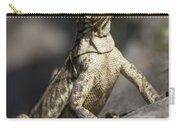 Female Jesus Lizard Carry-all Pouch