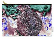 Female Pheasant Abstract Carry-all Pouch