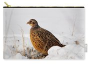 Female Pheasant Carry-all Pouch