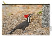 Female Pileated Woodpecker Carry-all Pouch