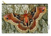 Female Promethea Moth Carry-all Pouch