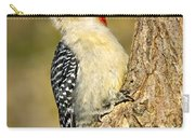 Female Red-bellied Woodpecker Carry-all Pouch