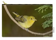 Female Scarlet Tanager Carry-all Pouch
