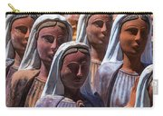 Female Statues Carry-all Pouch
