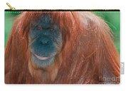 Female Sumatran Orangutan Carry-all Pouch