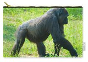 Female Western Lowland Gorilla Carry-all Pouch
