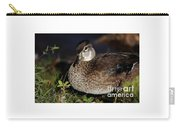 Female Woodduck Carry-all Pouch