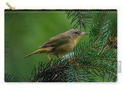 Female Yellow Throat Carry-all Pouch