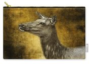 Female Yellowstone Elk Carry-all Pouch