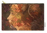 Femme D Automne Carry-all Pouch