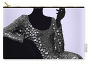 Femme Fatale C1960 Shaken Not Stirred Carry-all Pouch