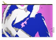 Femme Fatale Premeditated Spring Beauty Carry-all Pouch