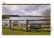 Fence At Kielder Water Carry-all Pouch