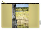 Fence Pasture Horse 14419 Carry-all Pouch