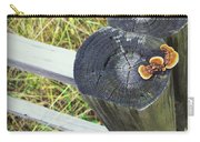 Fence Post Fungi Carry-all Pouch