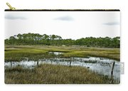 Fence Thru The Marsh Carry-all Pouch
