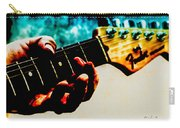 Fender Strat Carry-all Pouch by Bob Orsillo