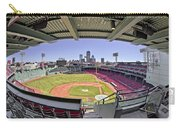 Fenway Park And Boston Skyline Carry-all Pouch