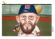 Fenway's Garden Gnome Carry-all Pouch by Jack Skinner