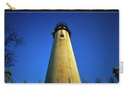 Fenwick Island Lightouse And Blue Sky Carry-all Pouch