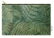 Fern Frenzy Carry-all Pouch by Joann Renner