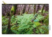 Fern In Forest Carry-all Pouch