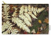 Fern In The Forest Carry-all Pouch