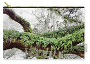 Resurrection Fern On The Limbs Carry-all Pouch