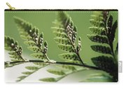 Fern Seeds Carry-all Pouch