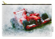 Fernando Alonso Of Spain Carry-all Pouch