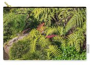 Ferns And More Carry-all Pouch