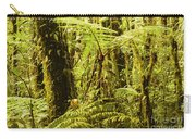 Ferns And Moss Carry-all Pouch