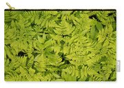 1m2436-ferns At The Base Of Mt. Robson  Carry-all Pouch