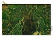 Ferns In The Jungle Room Carry-all Pouch
