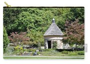 Fernwood Botanical Garden Stone Herb House Usa Carry-all Pouch
