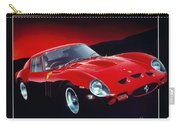 Ferrari 250 Gto Carry-all Pouch