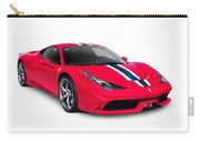 Ferrari 458 Speciale Sports Car Carry-all Pouch