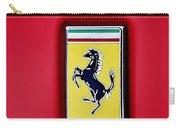 Ferrari Badge Carry-all Pouch