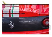 Ferrari Challenge Stradale Emblem -0125c Carry-all Pouch