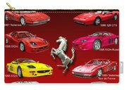 Ferrari Sports Car Poster  Carry-all Pouch