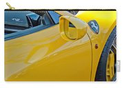 Ferrari Side Emblem Carry-all Pouch