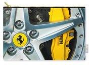 Ferrari Wheel 3 Carry-all Pouch