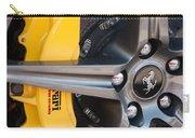 Ferrari Wheel - Brake Emblem Carry-all Pouch